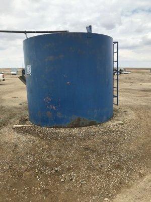100bbl pop tank