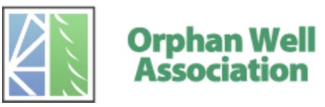 orphan well assoc.