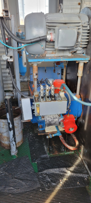 2014 pump - wheatly / nov 59t-3 water injection pump