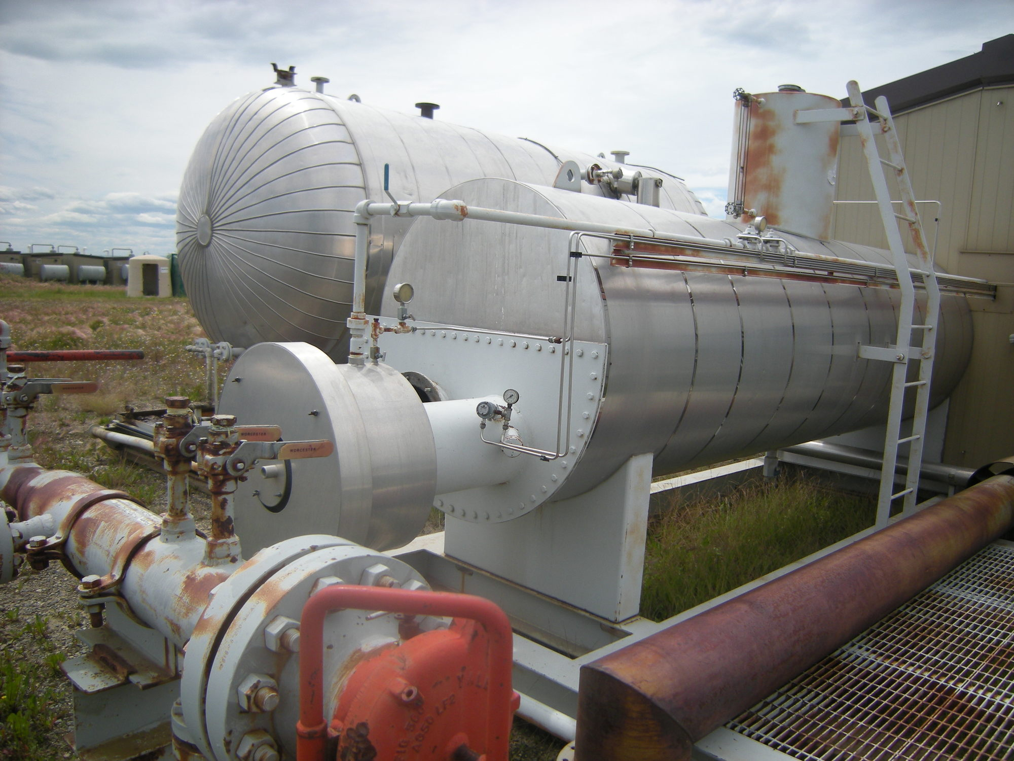 Separator /line Heater 20
